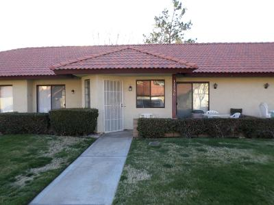 Apple Valley Single Family Home For Sale: 11730 Cottonwood Drive