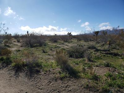 Pinon Hills Residential Lots & Land For Sale: Sierra Road
