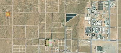 Adelanto CA Residential Lots & Land For Sale: $98,000