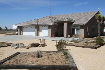 Apple Valley Single Family Home For Sale: 22110 Lupine Road