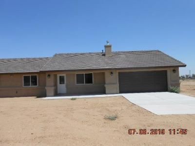 Phelan CA Single Family Home For Sale: $279,900