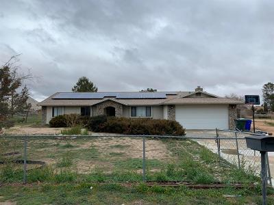 Apple Valley Single Family Home For Sale: 20930 Standing Rock Avenue
