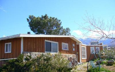 Lucerne Valley Single Family Home For Sale: 31676 Emerald Road
