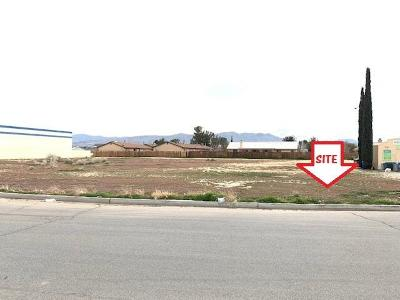 Apple Valley CA Commercial Lots & Land For Sale: $149,000