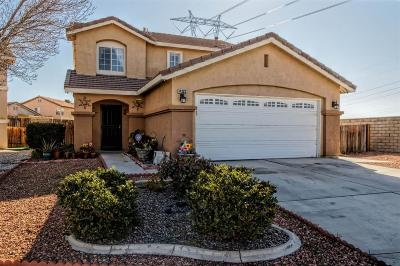 Victorville Single Family Home For Sale: 14383 Hidden Rock Road