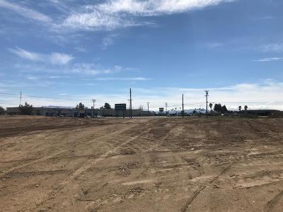 Victorville Commercial Lots & Land For Sale: 15283 Cholame Road