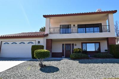Victorville Single Family Home For Sale: 12458 Spring Valley Parkway