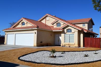 Victorville Single Family Home For Sale: 12514 Sunbird Lane