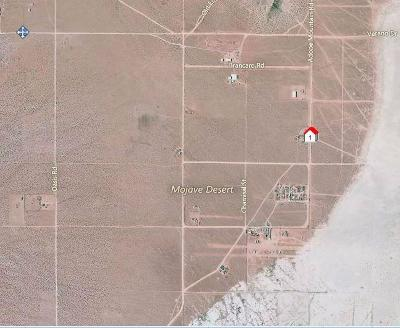 Adelanto Residential Lots & Land For Sale: Adobe Mountain Road