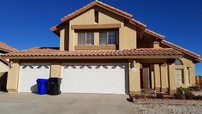 Victorville Single Family Home For Sale: 12765 Sundown Road
