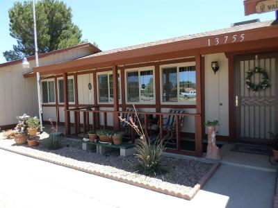 Victorville Single Family Home For Sale: 13755 Arrowhead Drive