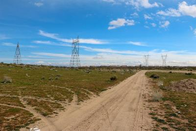 Victorville CA Residential Lots & Land For Sale: $135,000