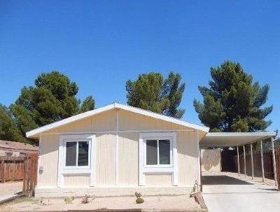 Barstow Single Family Home For Sale: 24942 Camino Del Sol Avenue