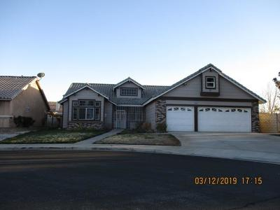 Victorville Single Family Home For Sale: 14015 Gopher Canyon Road