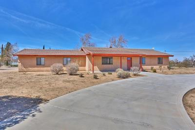 Hesperia Single Family Home For Sale: 11726 Oakwood Avenue