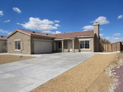 Victorville Single Family Home For Sale: 14964 Gloria Lane