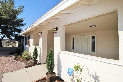 Barstow Single Family Home For Sale: 36896 Harford Avenue
