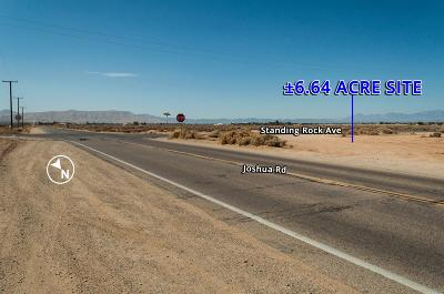 Apple Valley Residential Lots & Land For Sale: Standing Rock Avenue