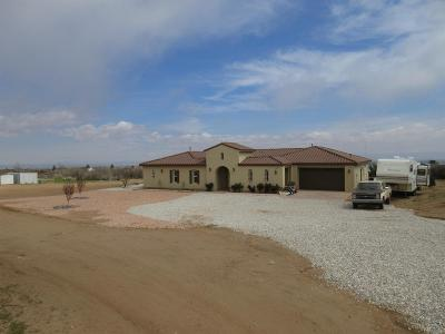Phelan Single Family Home For Sale: 8672 Rattlesnake Road