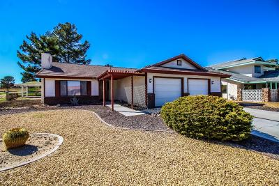 Helendale Single Family Home For Sale: 27364 Strawberry Lane