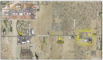 Apple Valley CA Commercial Lots & Land For Sale: $199,500