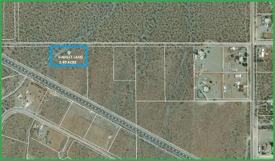 Phelan Residential Lots & Land For Sale: La Mesa Road
