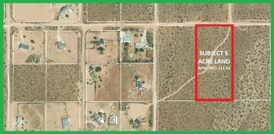Phelan Residential Lots & Land For Sale: 33 La Mesa Road