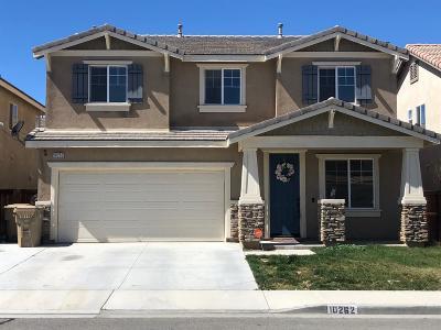 Hesperia Single Family Home For Sale: 10262 Jennifer Avenue