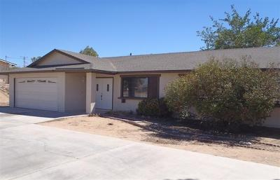 Apple Valley Single Family Home For Sale: 15855 Tao Road