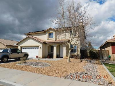 Victorville Single Family Home For Sale: 12410 Terrano Lane