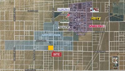 Adelanto Commercial Lots & Land For Sale: 7000 Cactus Road