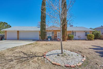 Hesperia Single Family Home For Sale: 7837 Victor Avenue