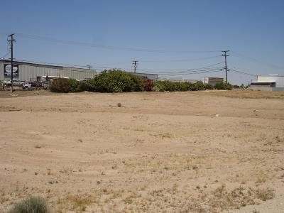 Hesperia CA Commercial Lots & Land For Sale: $69,500