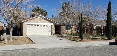 Adelanto Single Family Home For Sale: 17961 Stevens Street