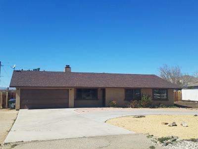 Apple Valley Single Family Home For Sale: 16444 Arcata Lane