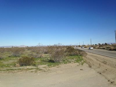 Phelan Residential Lots & Land For Sale: Palmdale Road