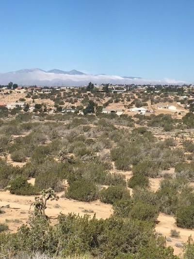 Hesperia CA Residential Lots & Land For Sale: $79,000