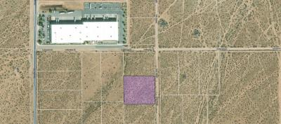 Apple Valley CA Commercial Lots & Land For Sale: $55,000
