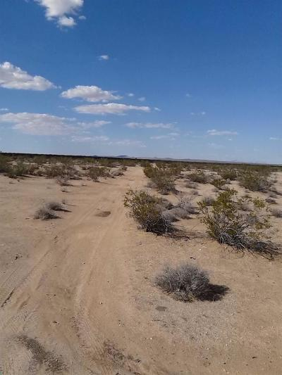 Adelanto Residential Lots & Land For Sale: Buckthorn Canyon Road