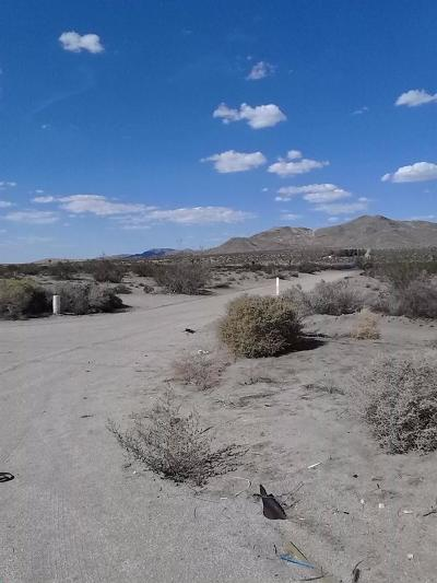 Adelanto Residential Lots & Land For Sale: El Mirage Road