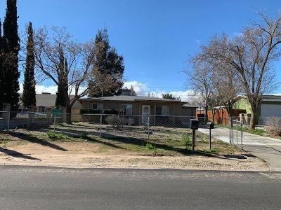 Hesperia Single Family Home For Sale: 16351 Live Oak Street