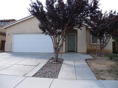 Hesperia Rental For Rent: 9364 Fieldstone Avenue