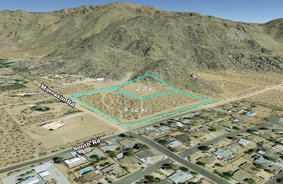 Apple Valley CA Residential Lots & Land For Sale: $275,000