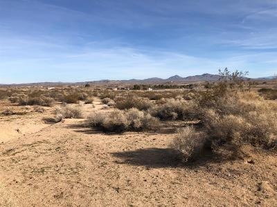 San Bernardino County Residential Lots & Land For Sale: 34676 Ranchito Road