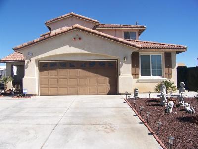 Adelanto Single Family Home For Sale: 15057 Dragon Tree Drive