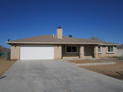 Apple Valley CA Single Family Home For Sale: $249,900