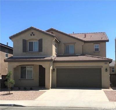 Hesperia Single Family Home For Sale: 10261 Allie Street