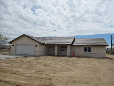 Victorville Single Family Home For Sale: 15105 Coalinga Road
