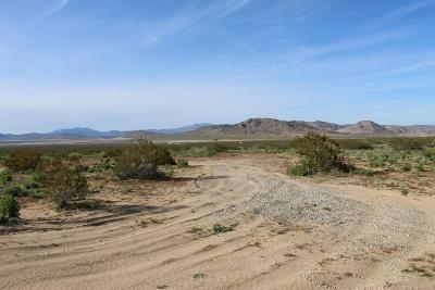Johnson Valley CA Residential Lots & Land For Sale: $12,500