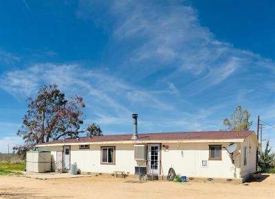 Phelan CA Single Family Home For Sale: $195,000